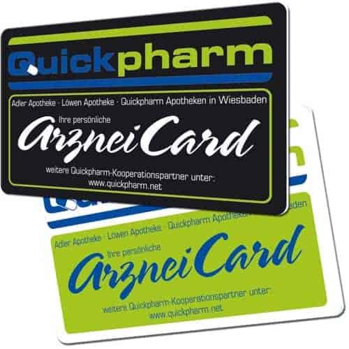 Apotheken-Kundenkarten VIP