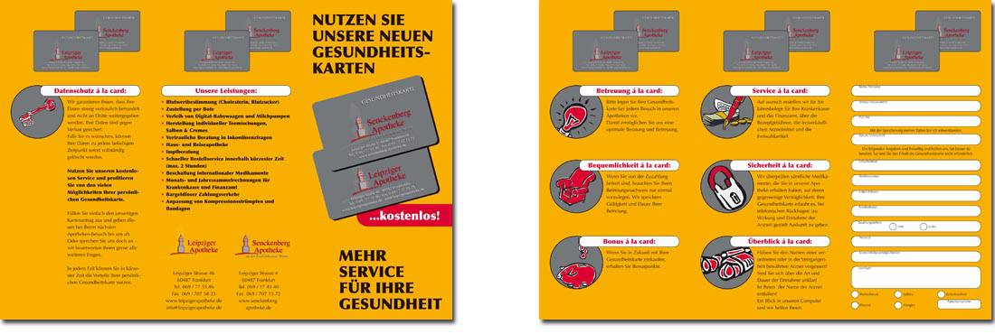 Apotheken-Kundenkarten Datenschutz