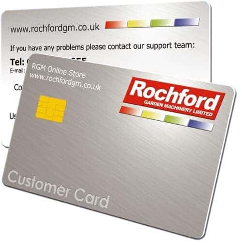 Chipkarten drucken Rochford