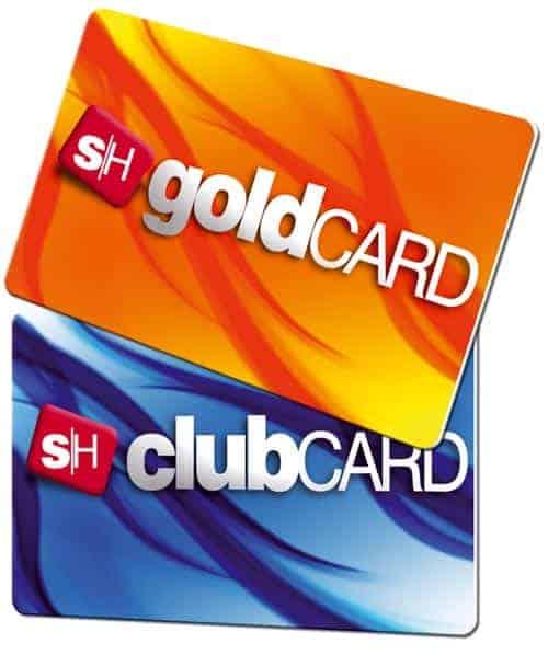 Clubkarten drucken Schorre