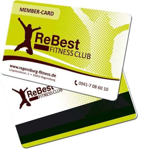 Fitnesskarten ReBest