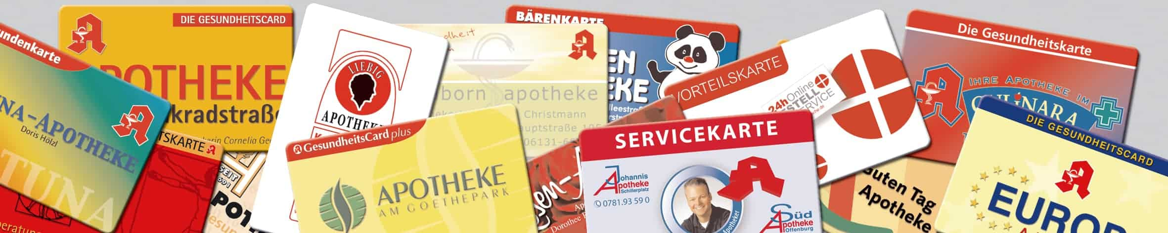Apotheken-Kundenkarten