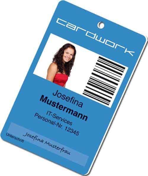 Ausweiskarten drucken Pass