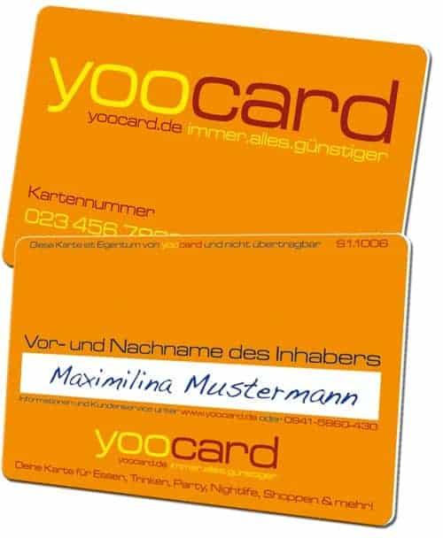 Citycards drucken yoocard