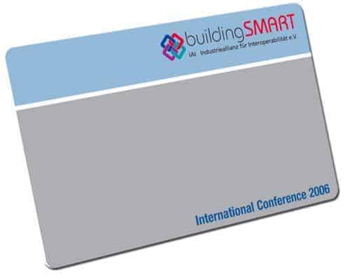 Namensschilder Drucken Konferenz