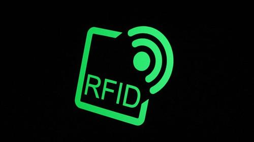 RFID-Medien Logo