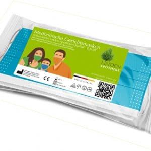 Gesichtsmasken Typ II Typ IIR kaufen individuelles Etikett