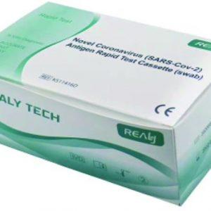 SARS Cov-2 Antigen Schnelltest BfArM gelistet Realy Tech 25er Set kaufen